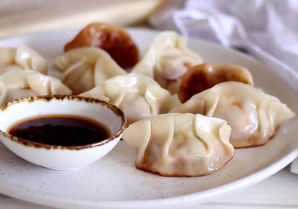Китайские пельмени - пошаговый рецепт, фото 1