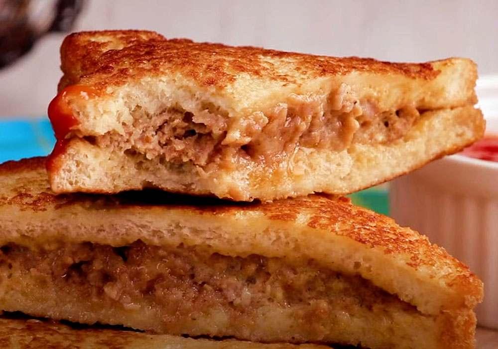 Классические французские тосты - пошаговый рецепт, фото 1