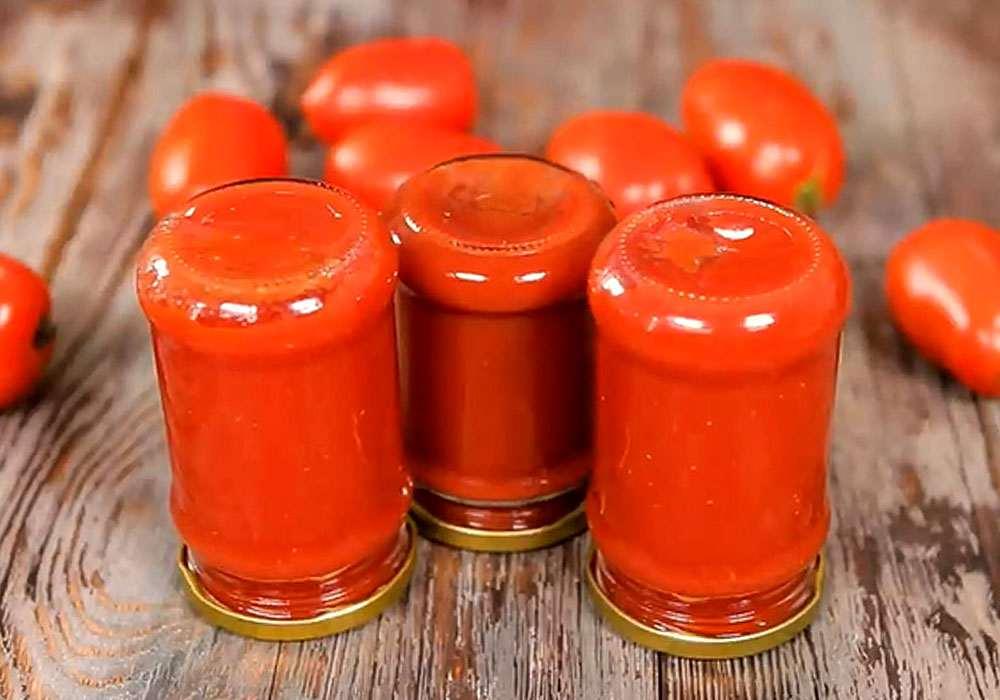 Классический томатный соус - пошаговый рецепт, фото 1