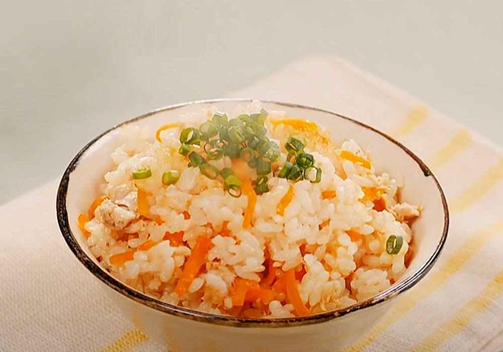 Классический японский рис - пошаговый рецепт, фото 1