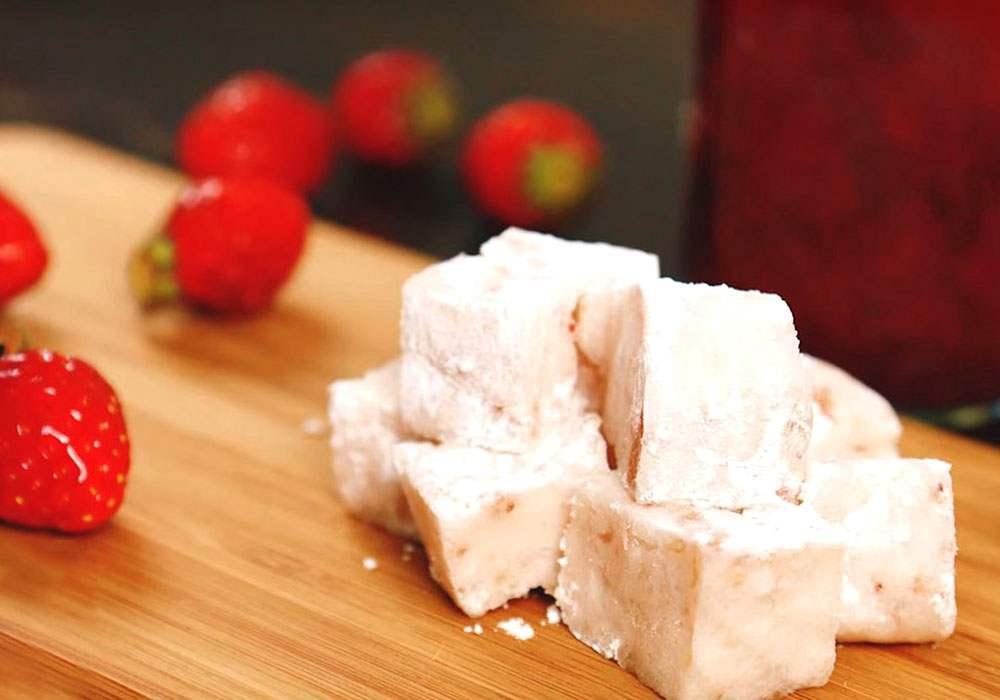 Клубничный маршмеллоу - пошаговый рецепт, фото 1