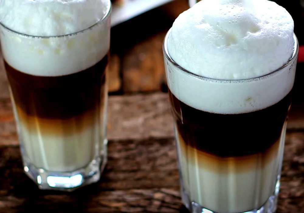 Кава латте по-домашньому - покроковий рецепт, фото 1