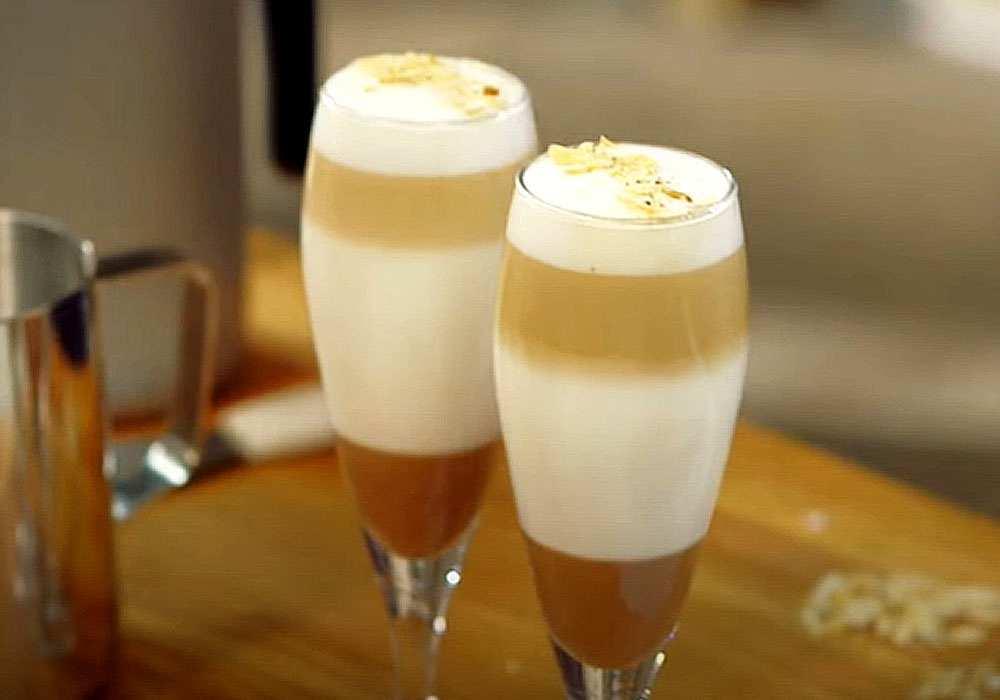 Кофе Латте - пошаговый рецепт, фото 1