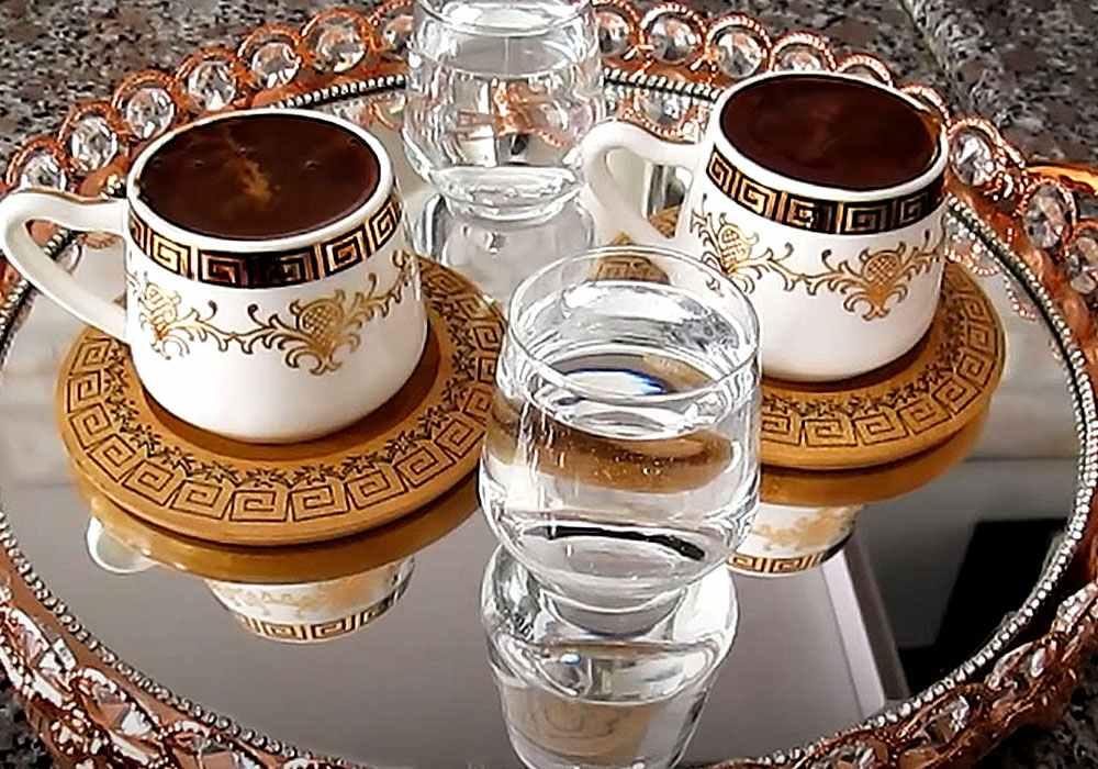 Кава по-турецьки в турці - покроковий рецепт, фото 1