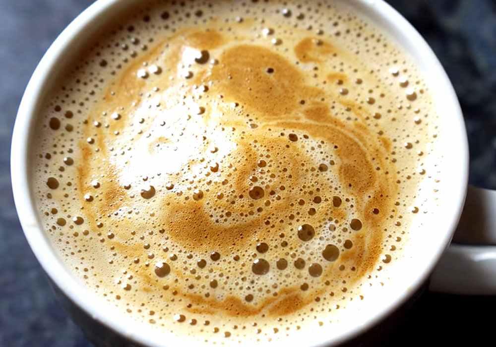 Кава з молоком - покроковий рецепт, фото 1