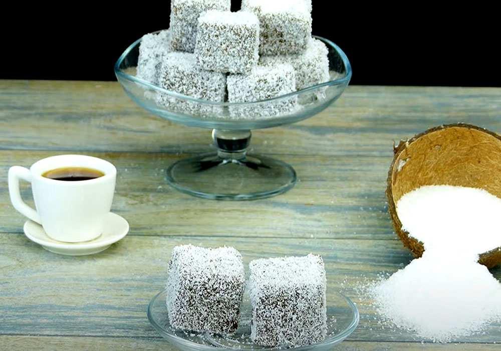 Кокосовое печенье «Соблазн» - пошаговый рецепт, фото 1