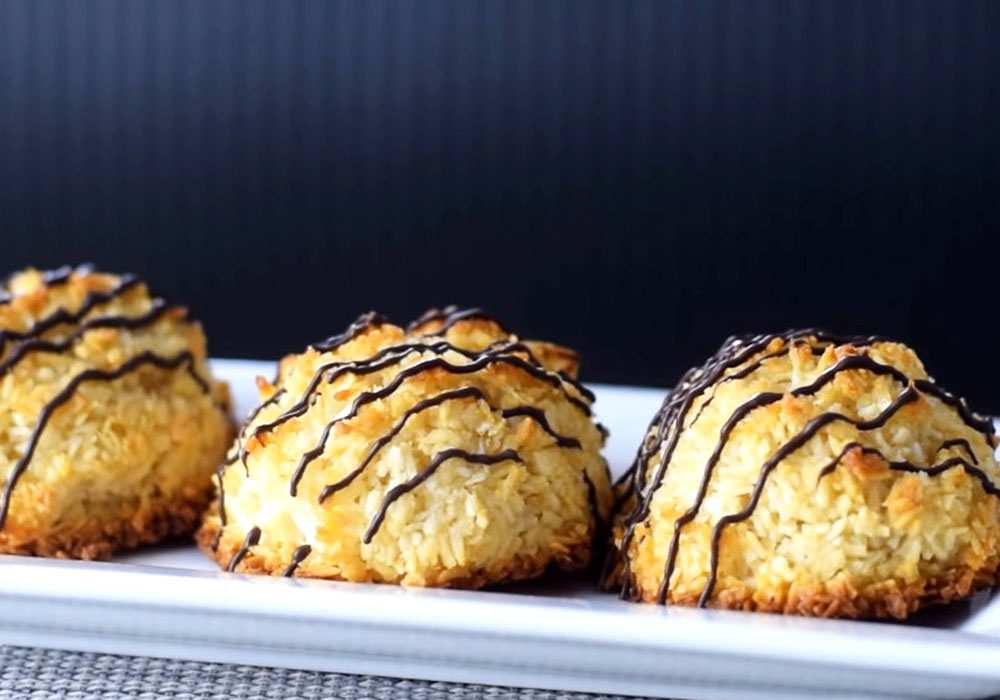 Кокосовое печенье - пошаговый рецепт, фото 1
