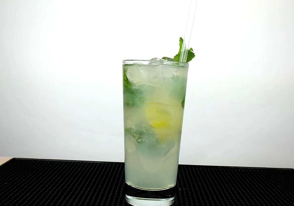 Коктейль «Мохито» (Mojito) - пошаговый рецепт, фото 1