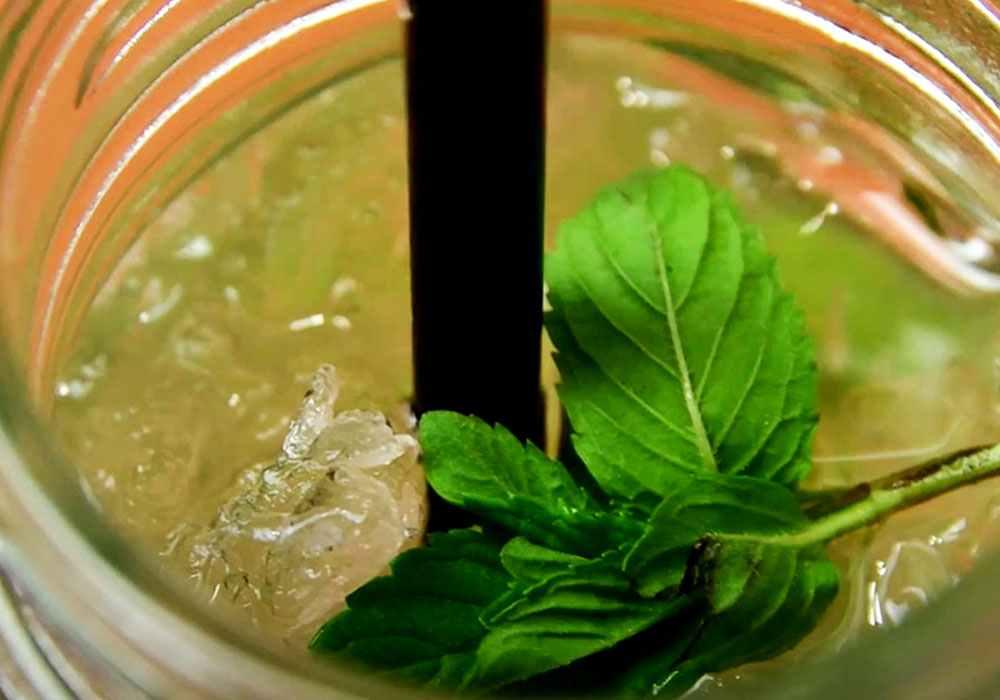 """Коктейль """"Мохіто"""" безалкогольний - покроковий рецепт, фото 1"""