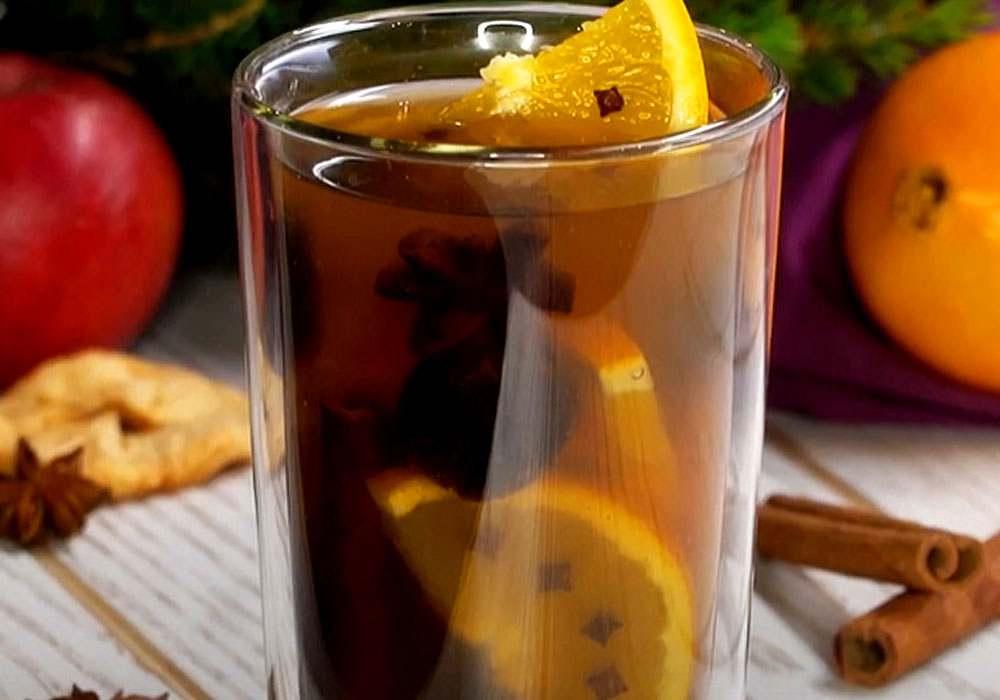 Компот из смеси сухофруктов - пошаговый рецепт, фото 1