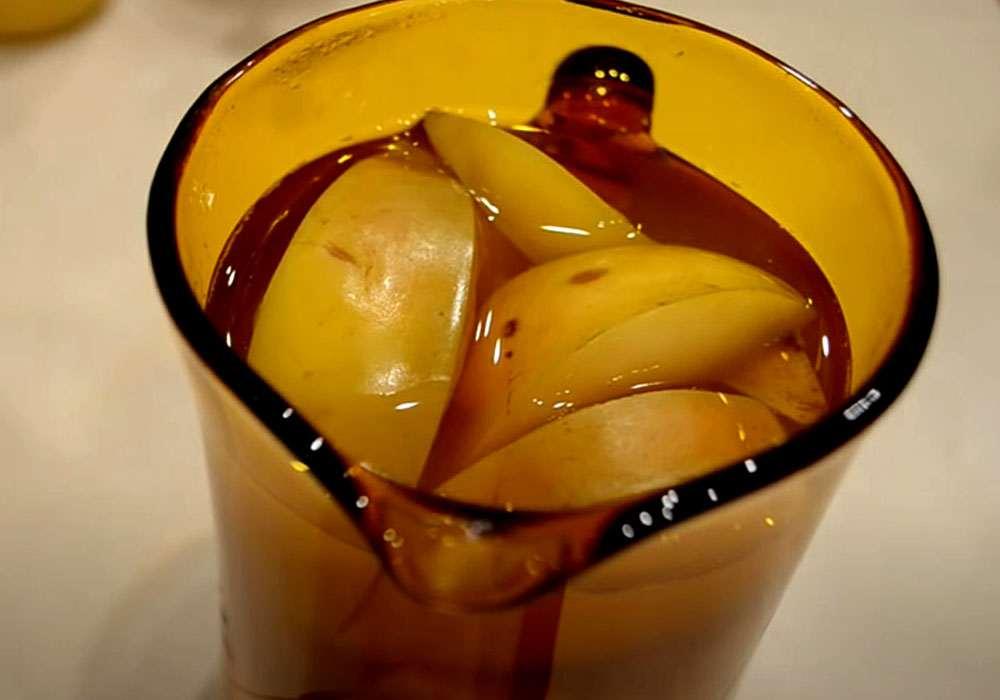 Компот зі свіжих яблук - покроковий рецепт, фото 1