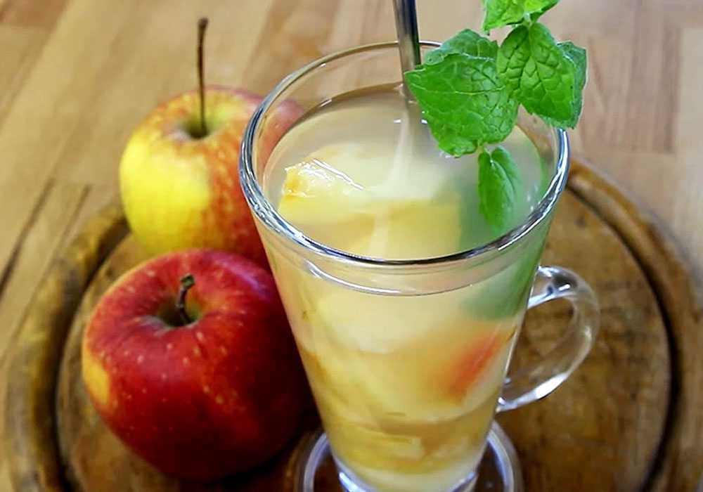 Французский сонник компот из вишни по соннику обжечься горячим вишневым компотом — к нездоровью.
