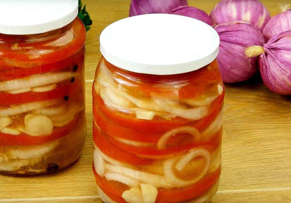 Консервовані помідори на зиму - покроковий рецепт, фото 1