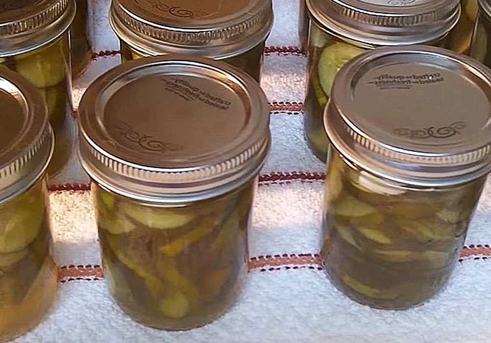 Консервовані огірки - покроковий рецепт, фото 1