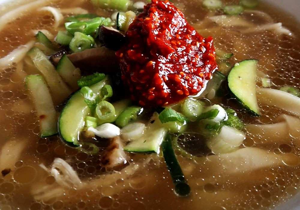 Корейська локшина - покроковий рецепт, фото 1