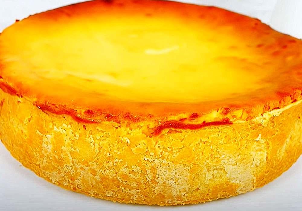 Королевская ватрушка - пошаговый рецепт, фото 1