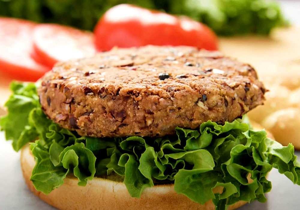 Котлета для гамбургера - пошаговый рецепт, фото 1