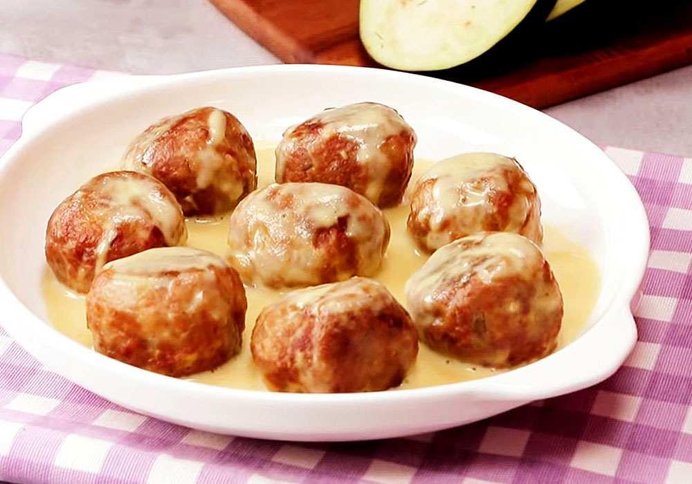 Котлеты из баклажанов - пошаговый рецепт, фото 1
