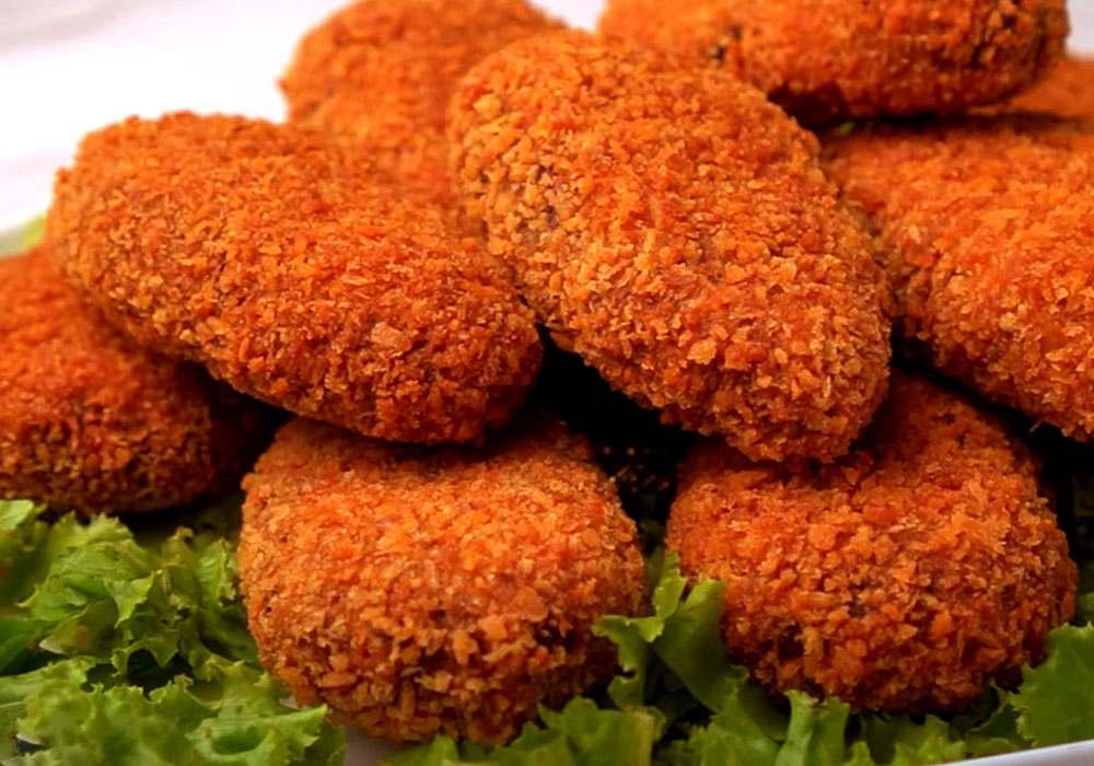 Котлеты мясные (из говядины) - пошаговый рецепт, фото 1