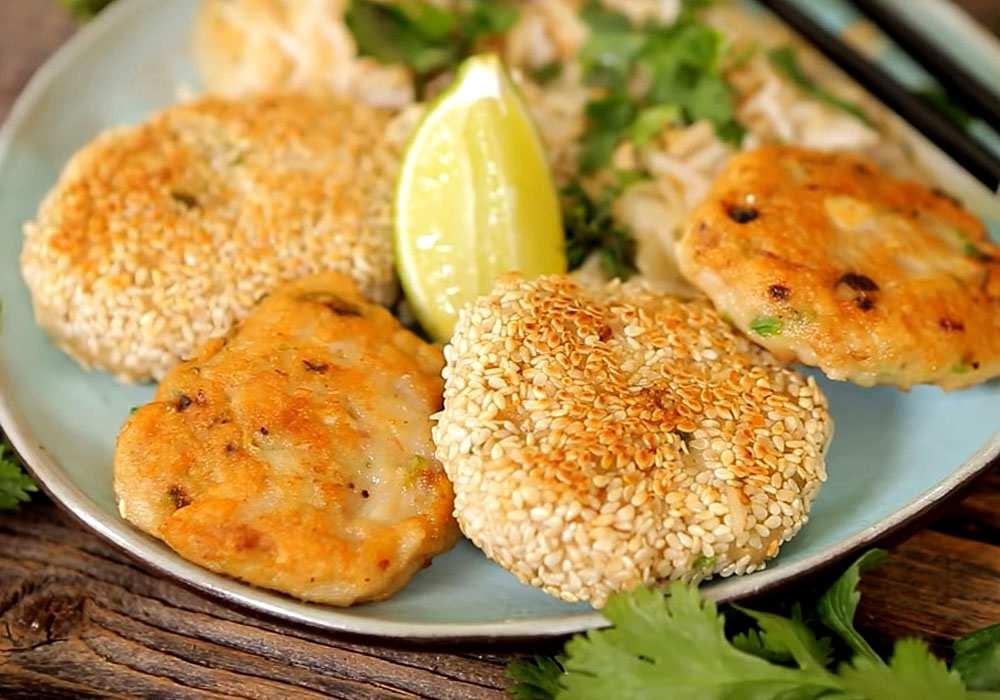 Котлеты «Рыбные» - пошаговый рецепт, фото 1