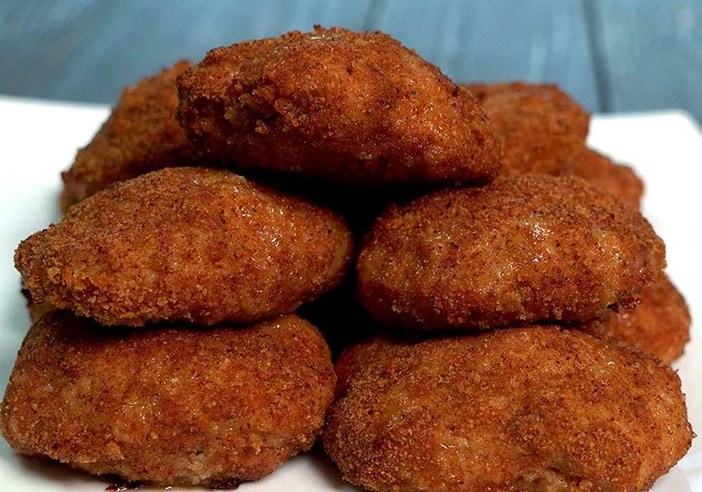 Котлеты в духовке куриные - пошаговый рецепт, фото 1