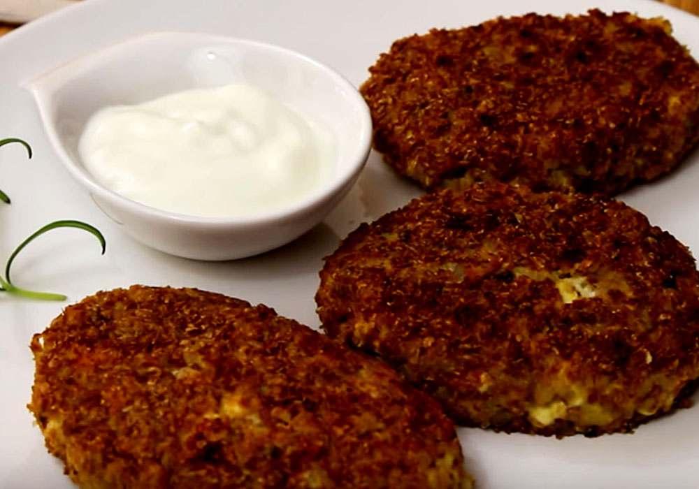 Котлеты гречаники - пошаговый рецепт, фото 1