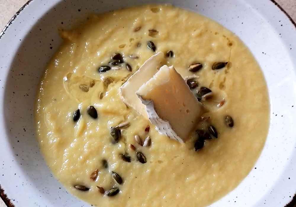 Крем-суп з селери - покроковий рецепт, фото 1