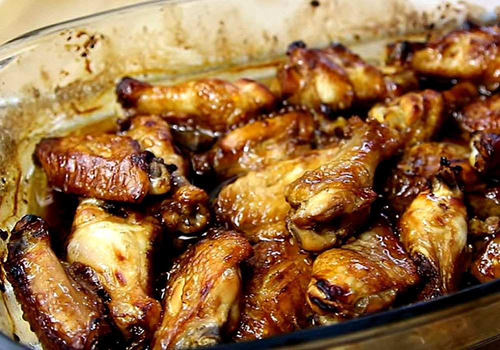 Крильця курячі запечені - покроковий рецепт, фото 1