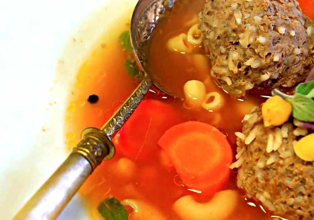 Кюфта бозбаш - пошаговый рецепт, фото 1