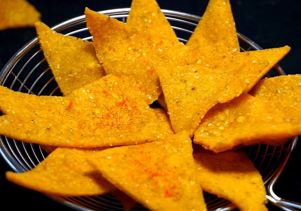 Кукурудзяні чіпси - покроковий рецепт, фото 1