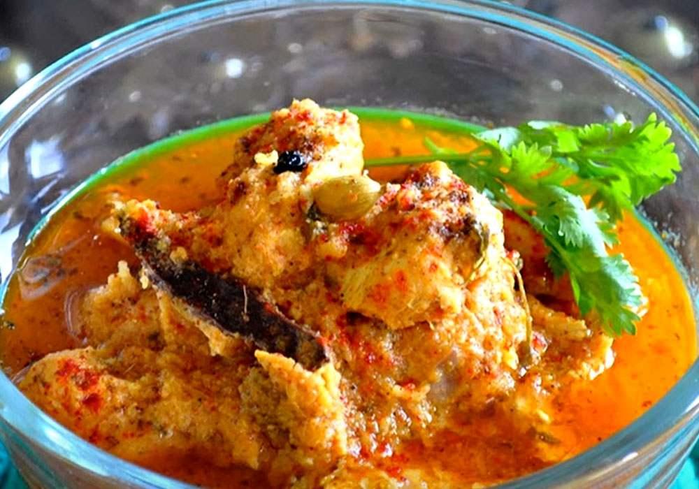 Курка каррі в духовці - покроковий рецепт, фото 1