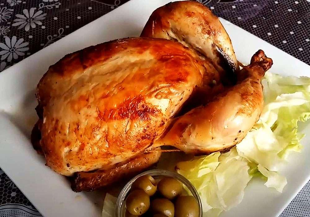 Курка з перцем і сіллю, по-китайськи - покроковий рецепт, фото 1