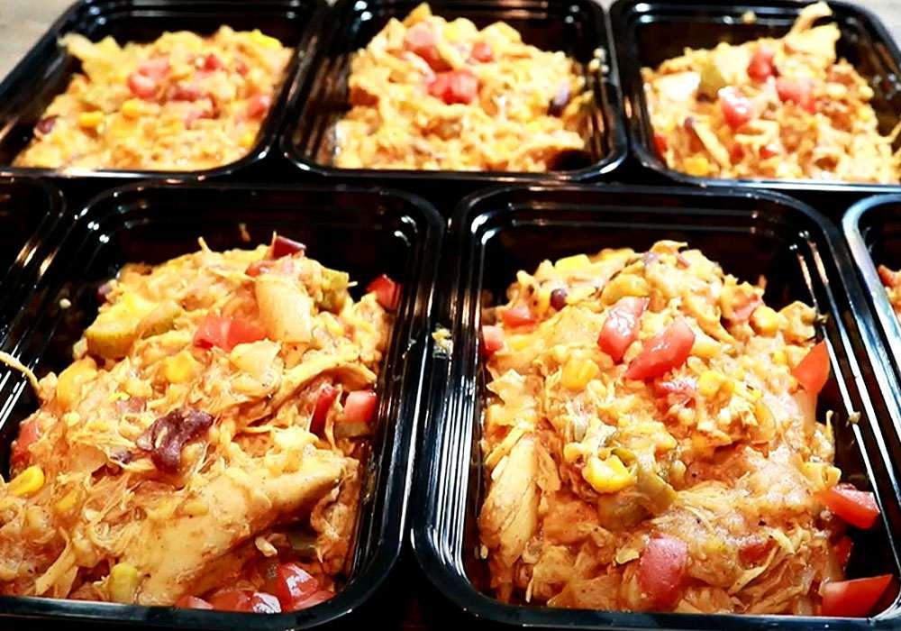 Курица с рисом в мультиварке - пошаговый рецепт, фото 1