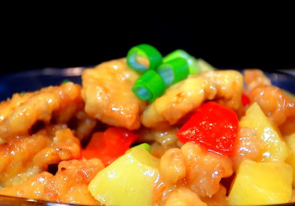 Курка з овочами по-китайськи - покроковий рецепт, фото 1