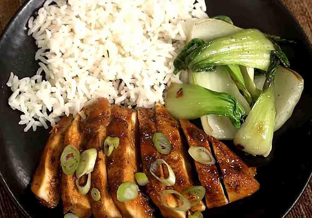 Курица в соусе терияки - пошаговый рецепт, фото 1