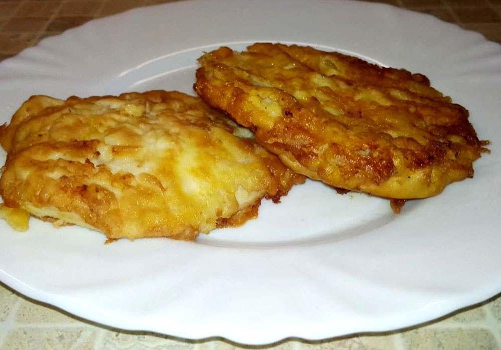 Куриная отбивная с сыром - пошаговый рецепт, фото 1