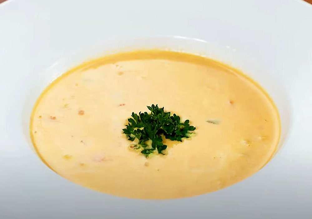 Куриный крем-суп - пошаговый рецепт, фото 1