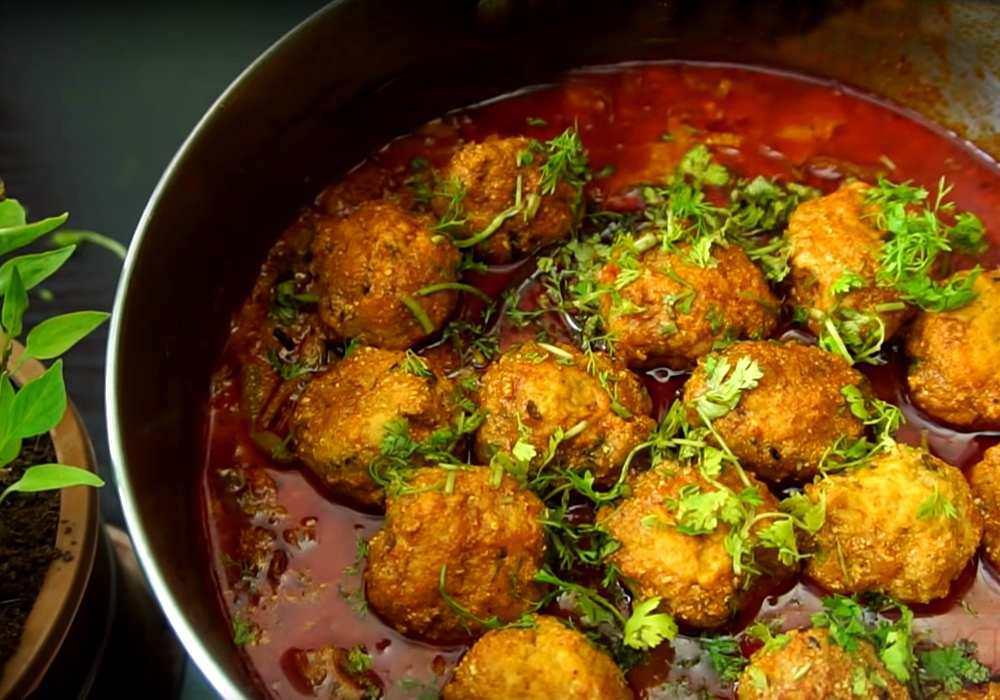Куриные фрикадельки - пошаговый рецепт, фото 1