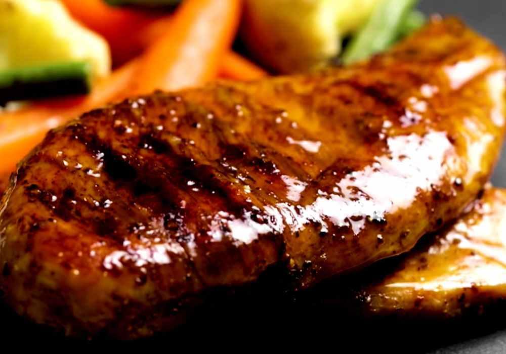 Куриные грудки в соевом соусе на сковороде - пошаговый рецепт, фото 1