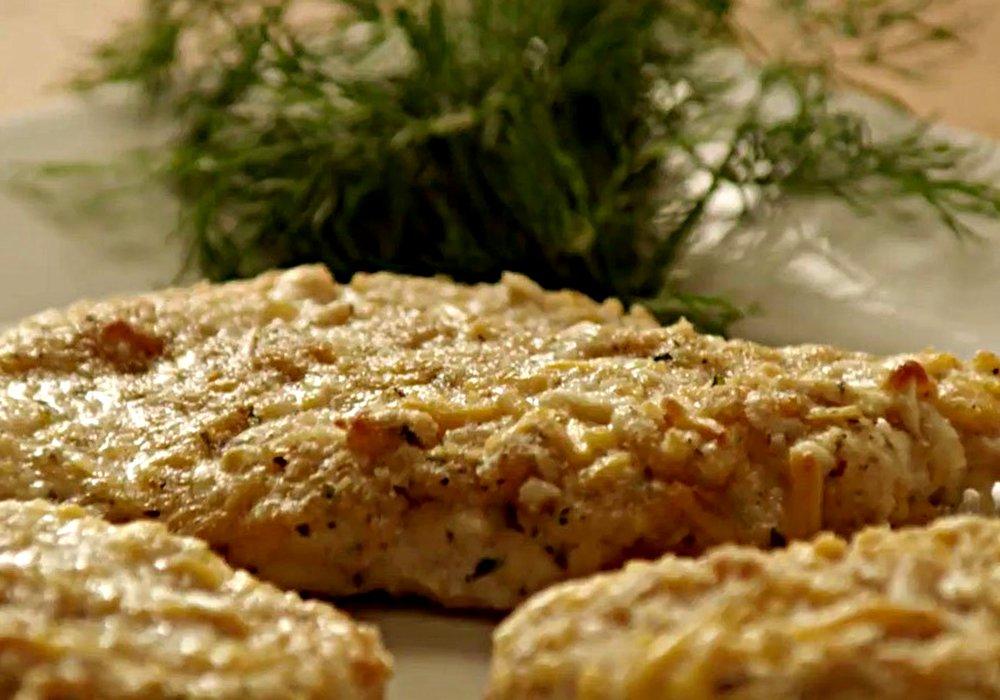 Куриные отбивные в духовке - пошаговый рецепт, фото 1