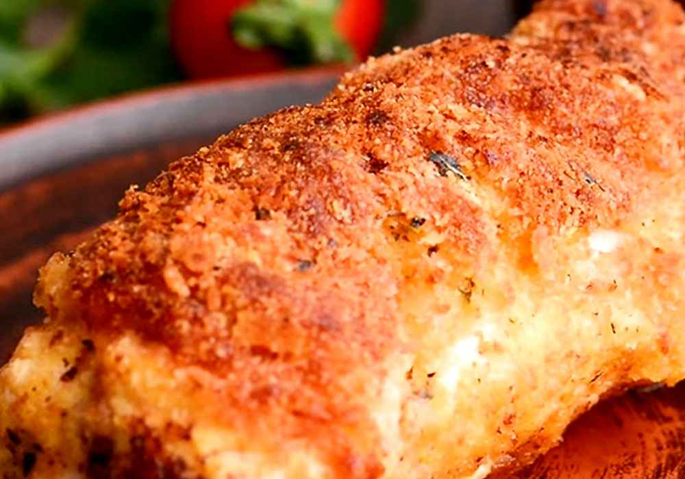 Куриные рулетики с сыром - пошаговый рецепт, фото 1
