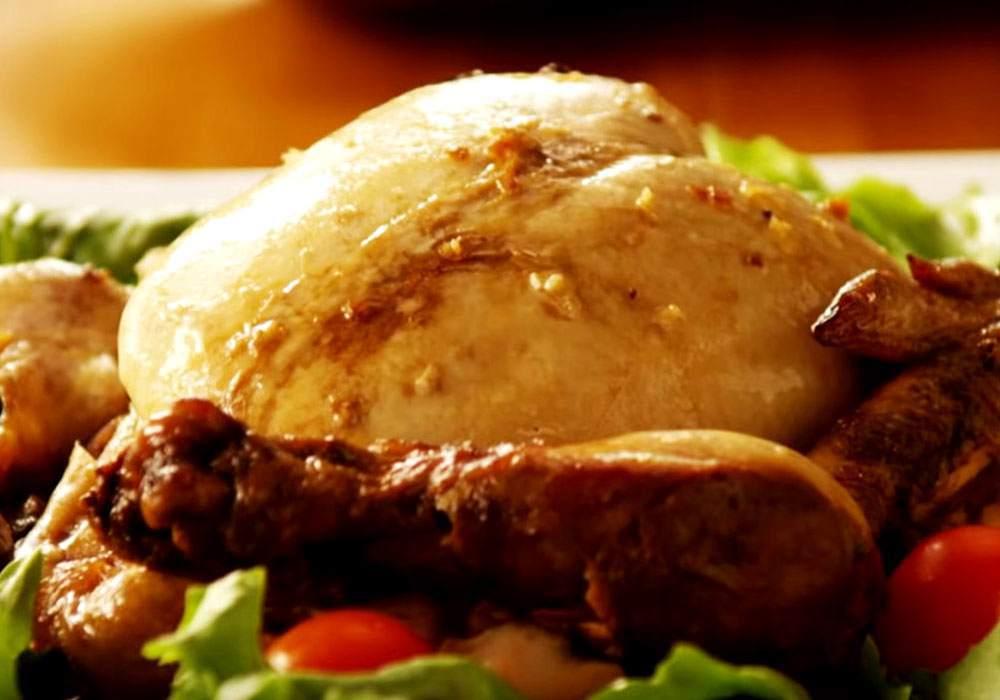 Курица в мультиварке - пошаговый рецепт, фото 1