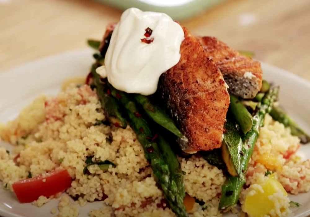Кускус по-мароккански - пошаговый рецепт, фото 1
