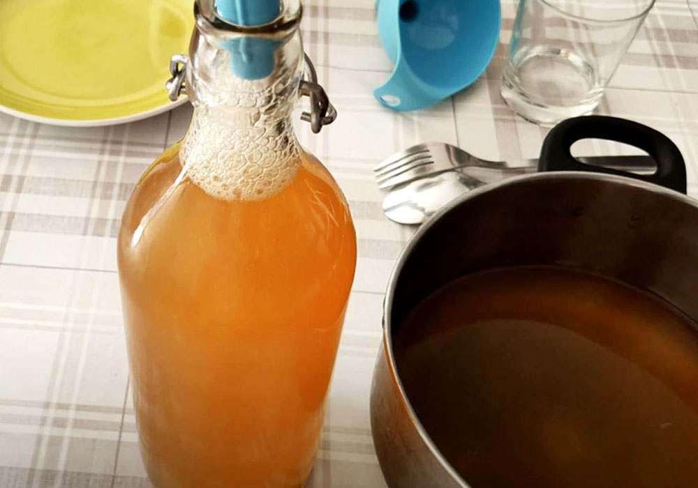 Квас - пошаговый рецепт, фото 1