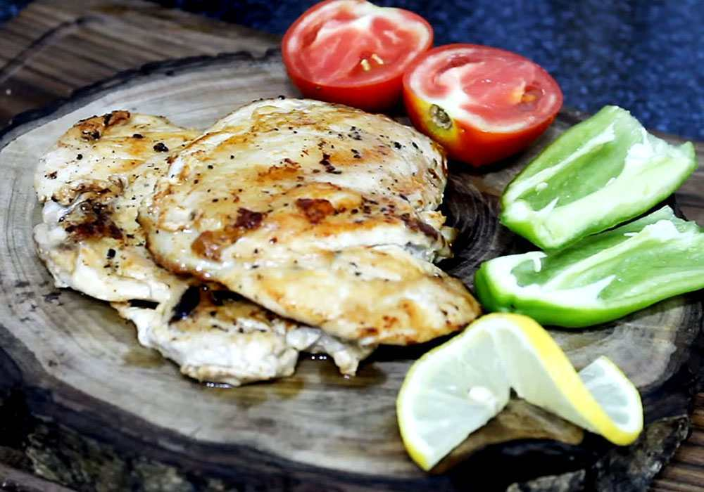 Лангет из курицы - пошаговый рецепт, фото 1