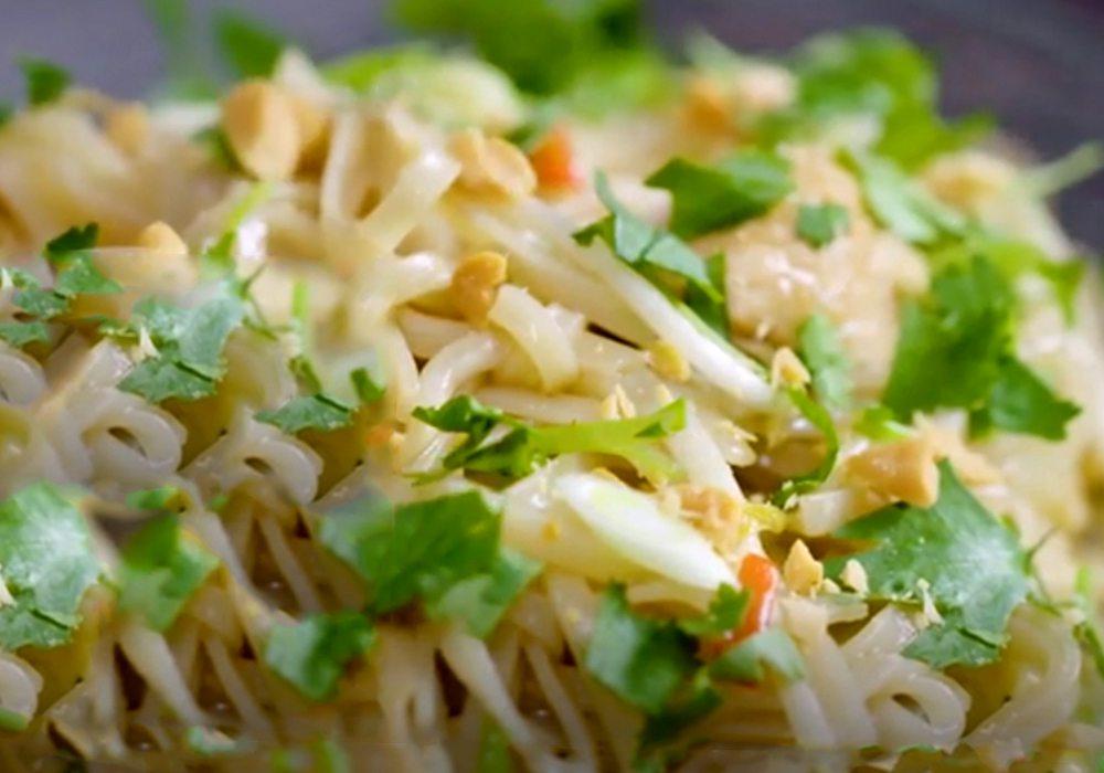 Лапша по тайски - пошаговый рецепт, фото 1
