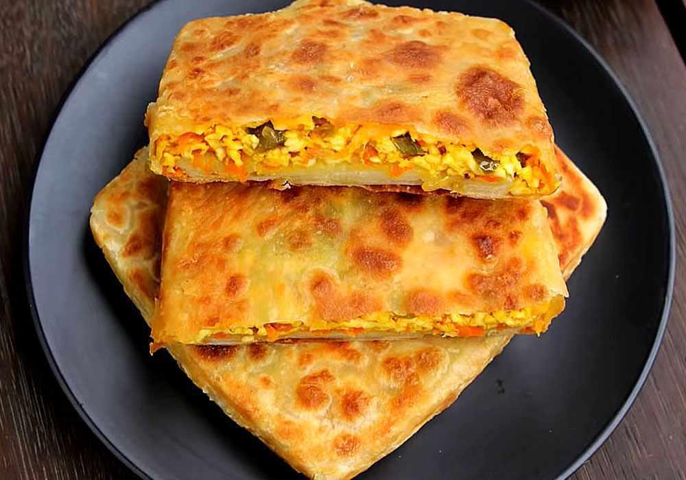 Лаваш с сыром - пошаговый рецепт, фото 1