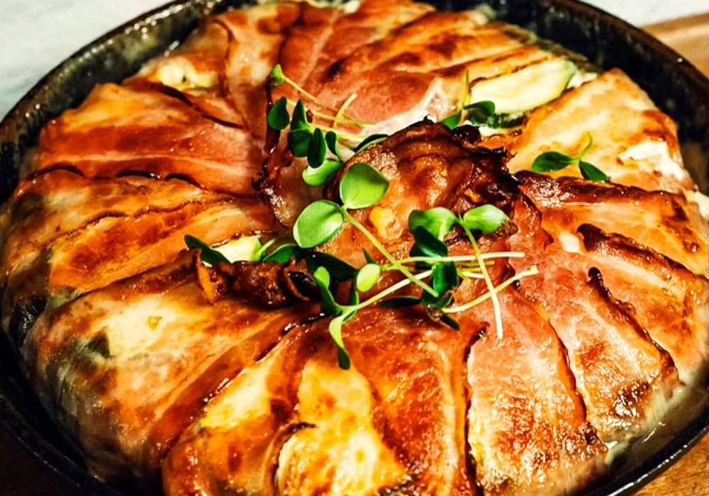 Лазанья з макаронами і фаршем - покроковий рецепт, фото 1