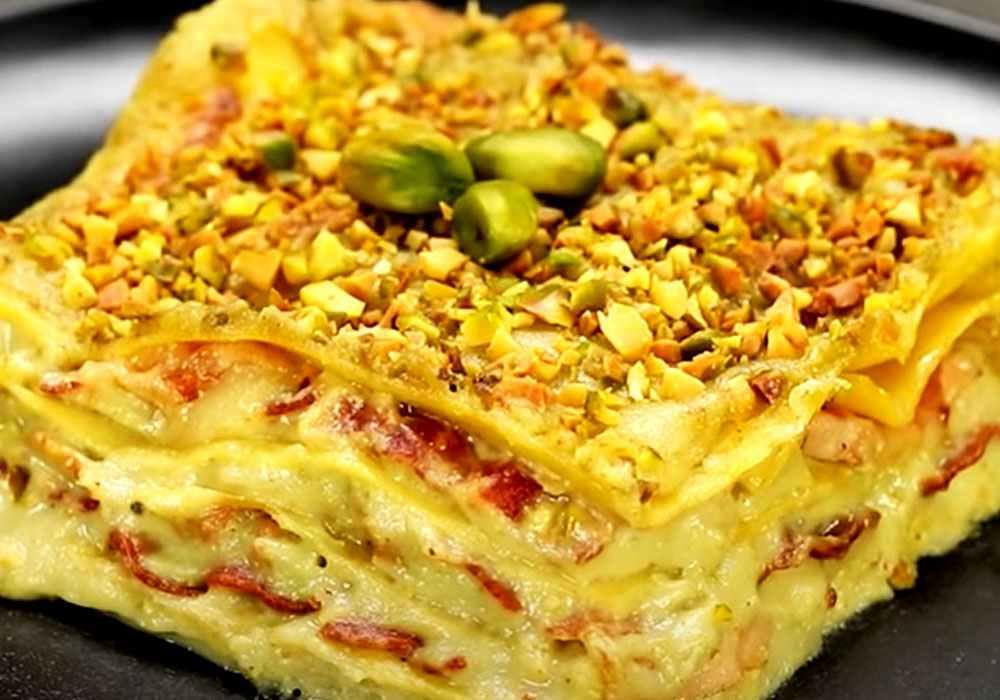 Лазан'я класична з соусом бешамель - покроковий рецепт, фото 1