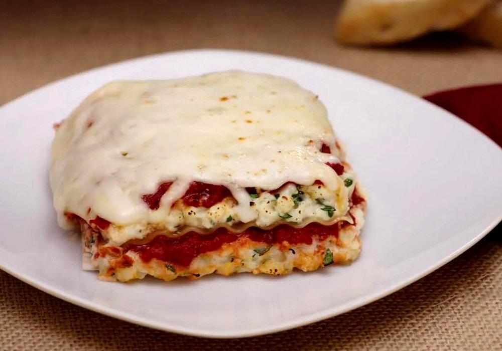 Лазанья с сыром - пошаговый рецепт, фото 1
